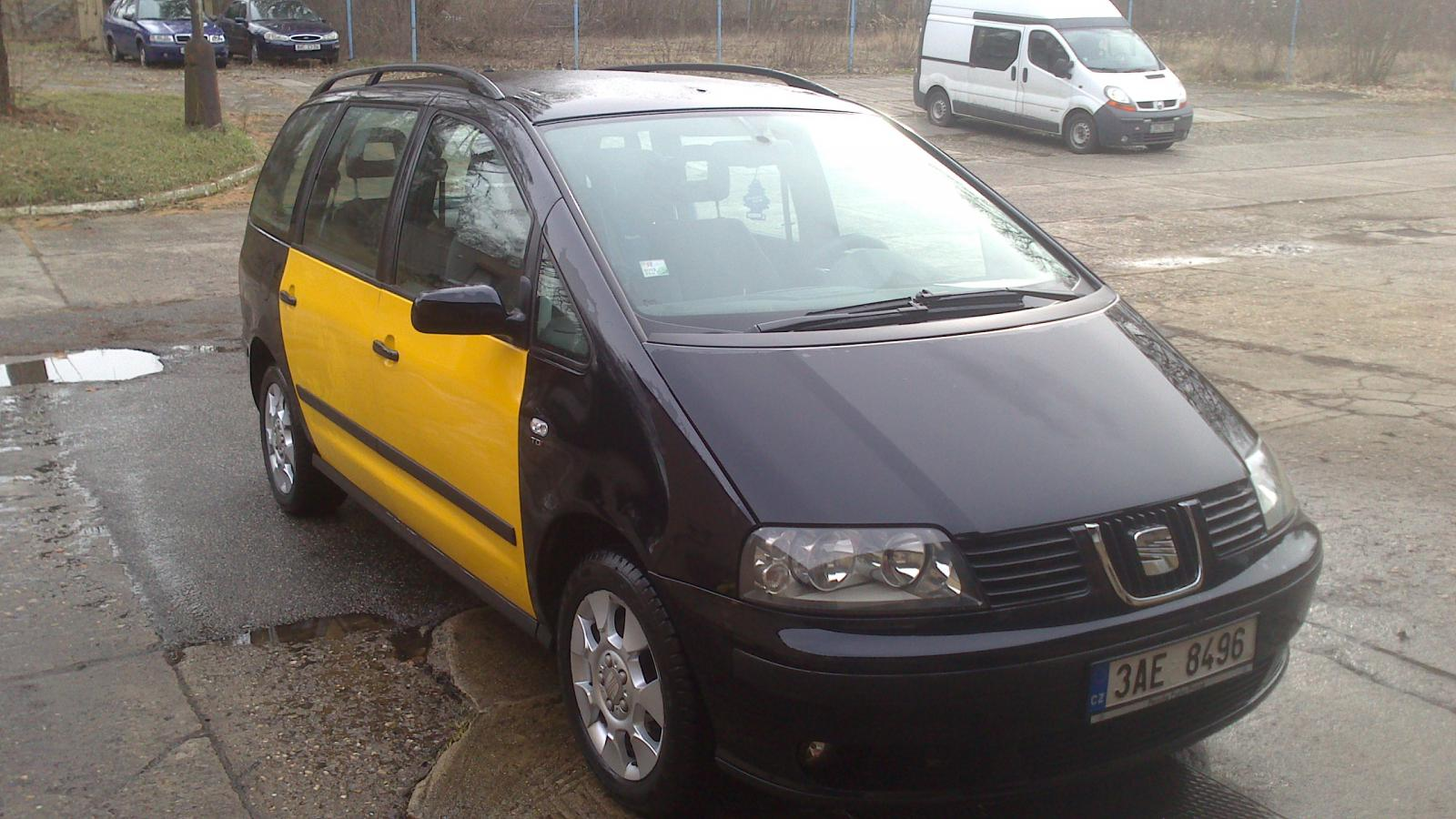 2006 seat alhambra typ 7m 1 generace 2 0 diesel 103 kw. Black Bedroom Furniture Sets. Home Design Ideas